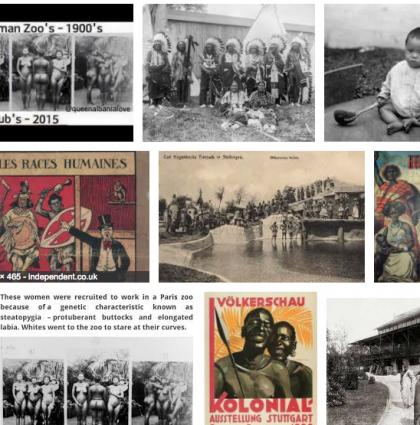 Congolezen als attractie